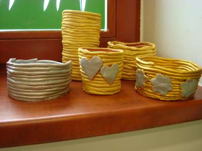 Výrobky z keramiky