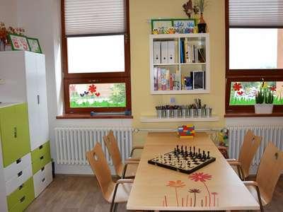 Komunitní místnost - Bydlení na heřmánkovém vršku