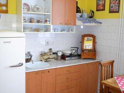 Reminiscenční místnost - kuchyňka