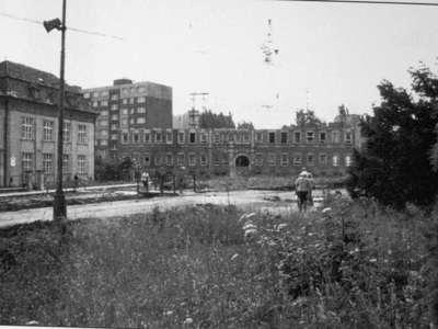 Budova Bezručova - rekonstrukce